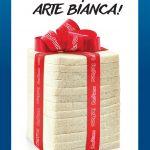 Buon compleanno Arte Bianca!