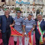 Vincitori della Regata Storica di Venezia 2019