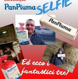 Concorso Selfie PanPiuma