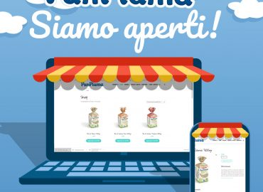 E-commerce aperto!