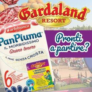 Panpiuma regala Gardaland!